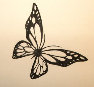 Cool Tattoo Ideas With Butterfly Tattoo Designs Gallery 6