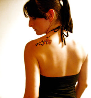 Upper Back Japanese Tattoos With Image Cherry Blossom Tattoo Designs Especially Upper Back Japanese Cherry Blossom Tattoos For Female Tattoo Gallery 7