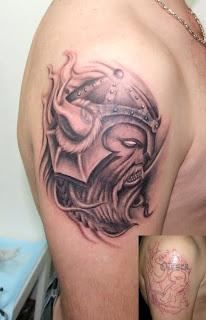 Shoulder Viking Tattoos 1