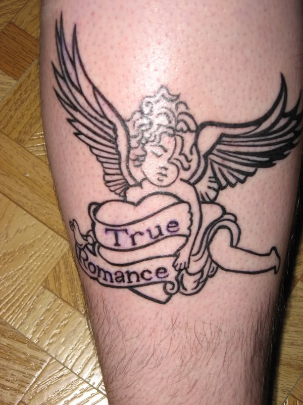 Baby Angel Tattoos For Men Related Articles Foot Tattoo Designs 2012