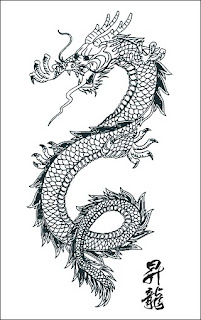Collection Japanese Dragon Tattoos
