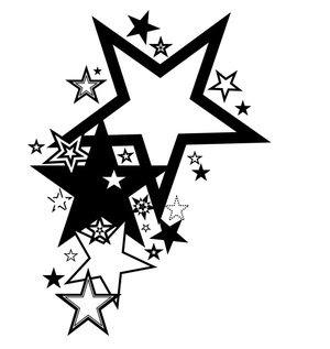 Star Tattoos Design 5