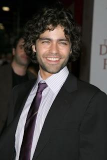 Adrian Grenier Curly Hair Styles
