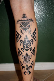 Polynesian Tattoo 1