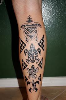 Polynesian Tattoo 1