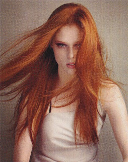 Models Hair, Red Hair, Long Hair