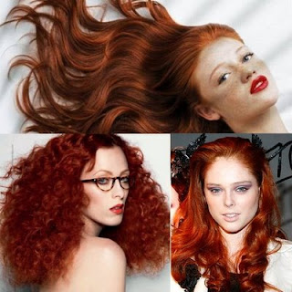 Models With Red Hairstyle Picture 5