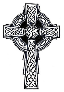 Beautiful Art of Tattoos Design With Image Celtic Cross Tattoo Design Picture 7