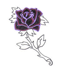Beautiful Art of Tattoos Design With Image Flower Rose Tattoo Design Picture 3
