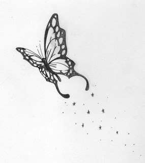 Beautiful Art of Tattoos Design With Image Butterfly Tattoo Design Picture 9