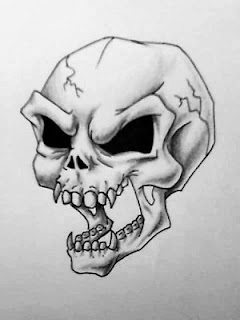 Beautiful Art of Tattoos Design With Image Skull Tattoo Designs Picture 3