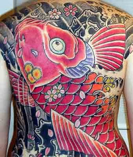 Cool Japanese Tattoos With Image Japanese Koi Fish Tattoo Designs Especially Japanese Koi Fish Backpiece Tattoo 2