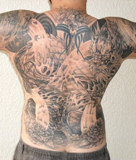 Japanese Tattoos With Image Japanese Dragon Tattoo Designs Especially Japanese Dragon Backpiece Tattoo Picture 10