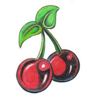 Cherry Tattoos on Beautiful Cherry Tattoo Designs Gallery New Pictures