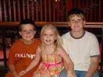Ryan, Kenzie and Corey