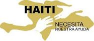 SOLIDARIDAD CON NUESTROS HERMANOS DE HAITÍ