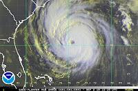 Powerful Hurricane Earl barrels toward the east coast as a strong category 4 hurricane