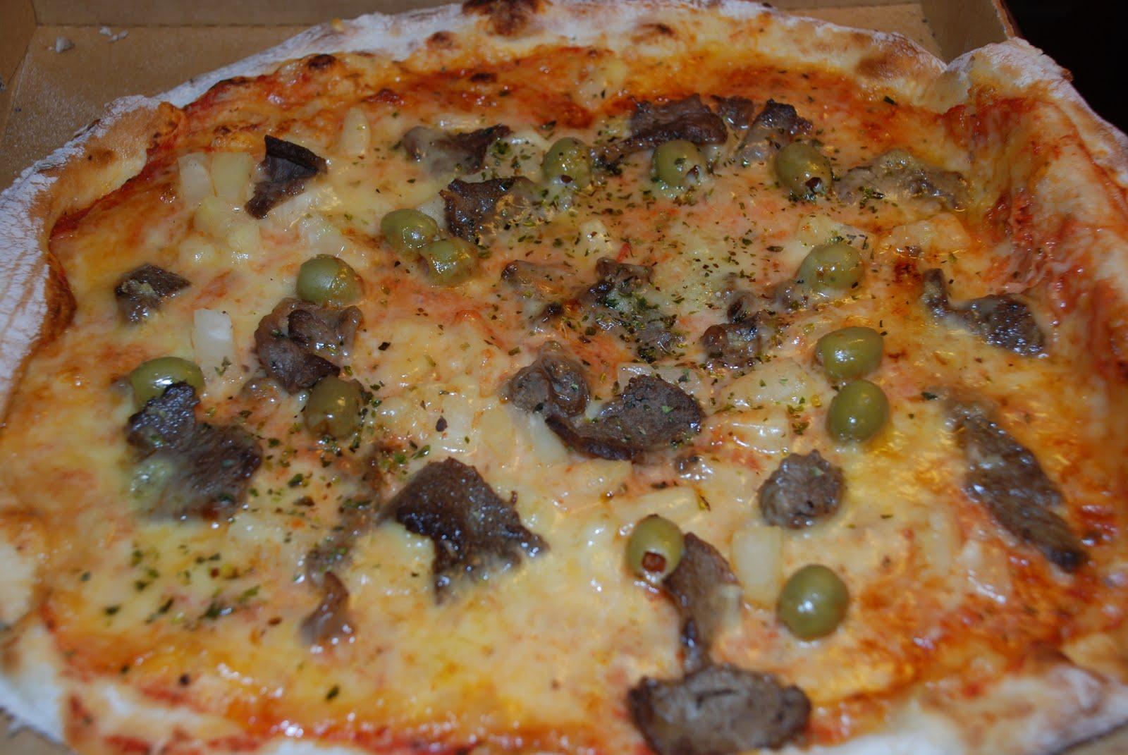 Smaskelismaskens pizza fr n pizzeria viking for Pizza pizzeria