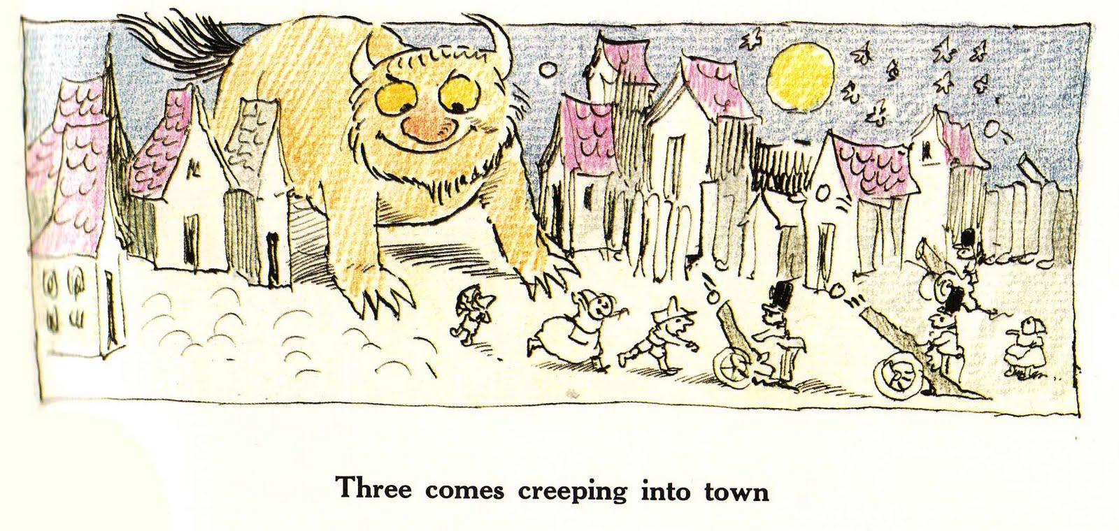 Vintage Kids Books My Kid Loves Seven Little Monsters
