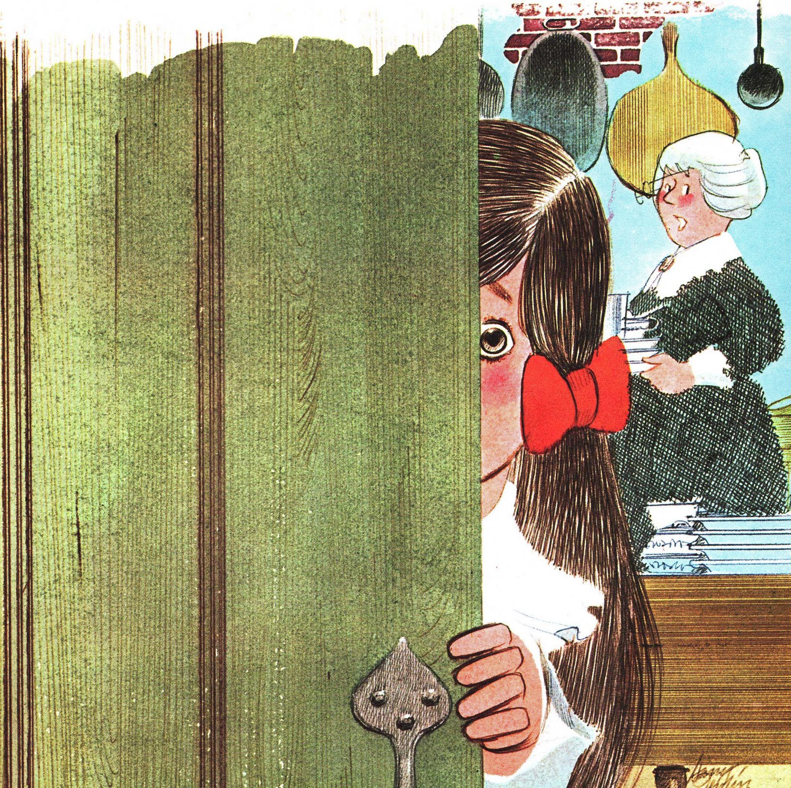 Vintage Kids\' Books My Kid Loves: November 2010