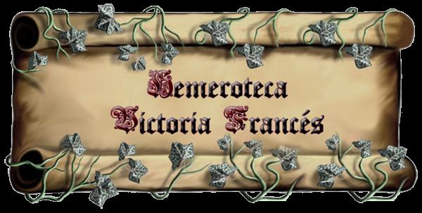 Hemeroteca Victoria Francés