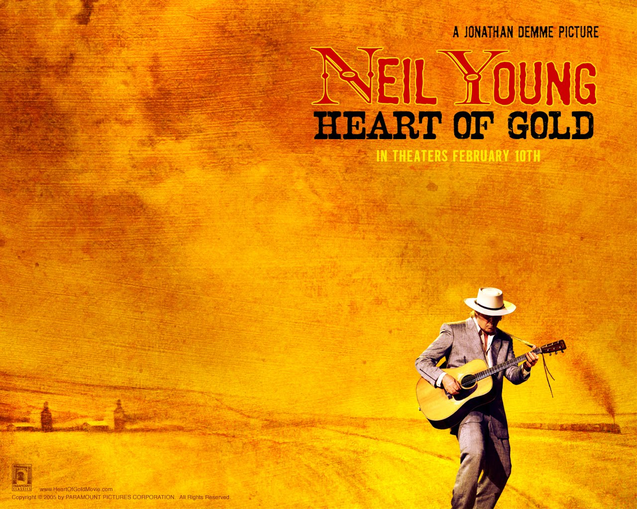 下旋月之语: 5. Heart Of Gold - Neil Young