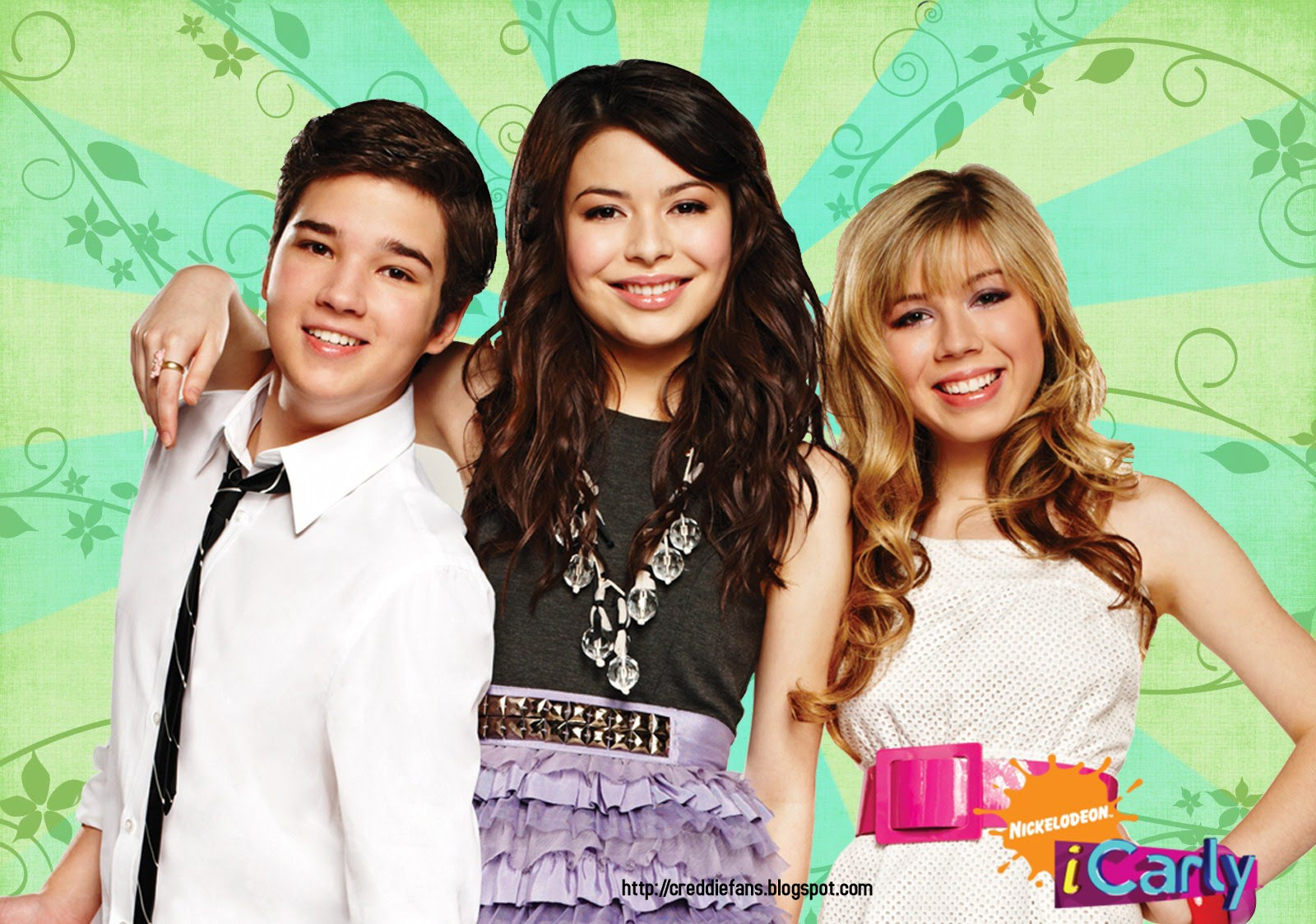 iCarly Cast 2014