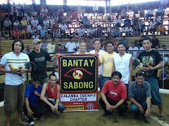 BANTAY-SABONG : CALAMBA CHAPTER