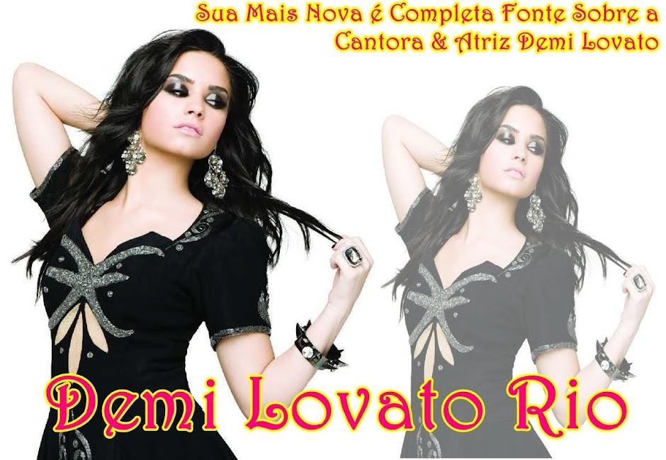 Demi Lovato Rio