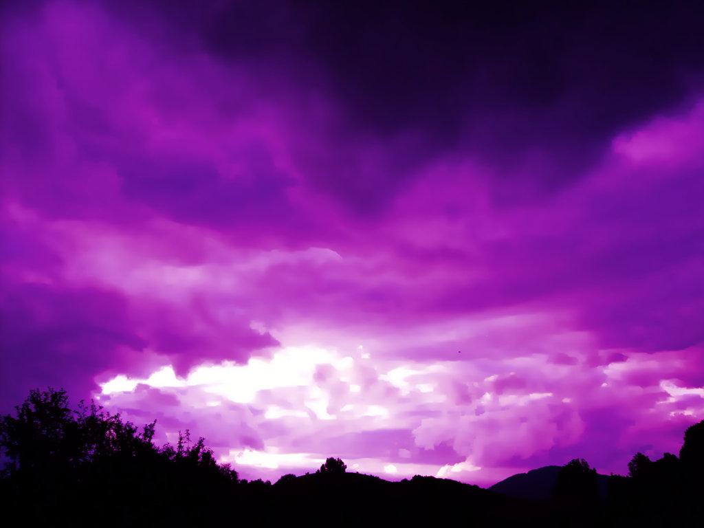 blue purple sky desktop wallpaper - photo #13