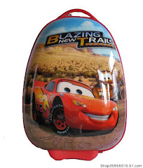 Cartoon Luggage Bag