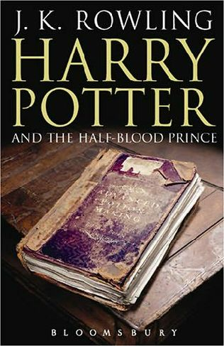 Harry Potter and the Half Blood Prince (Book 6)