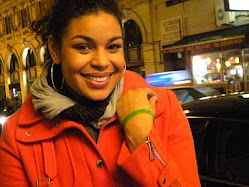 Jordin sporting a lyme awareness bracelet