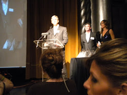 "Dr Burrascano speaking at the TTC ""Unmask A Cure"" Gala"