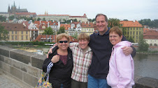 Ulm, Munich and Prague
