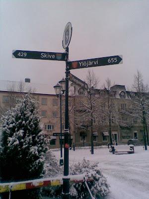 London, Skive Rom og Faxe — Novgorod og Åbenrå
