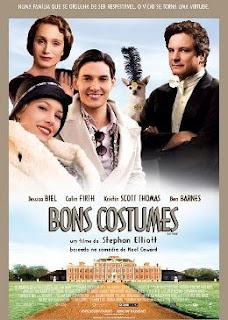 Filme Poster Bons Costumes DVDRip XviD Dublado