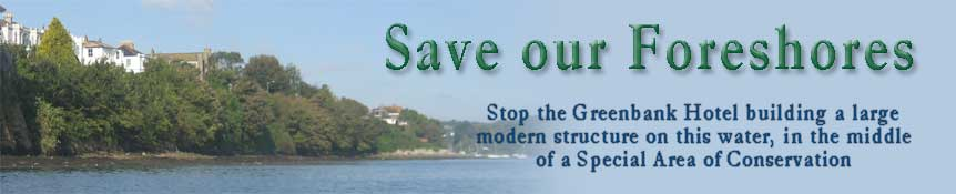 Save our Foreshores