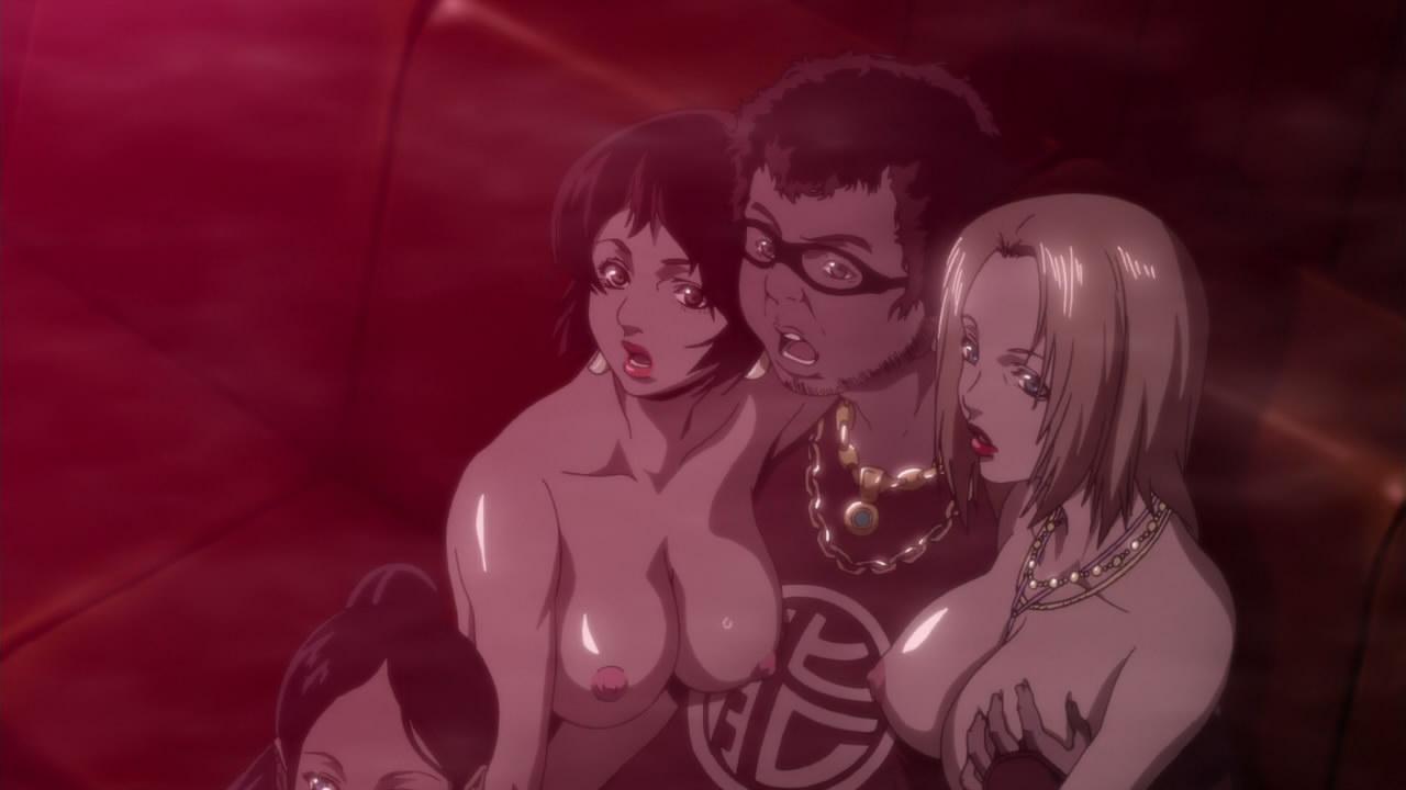 Black whore extreme fuck
