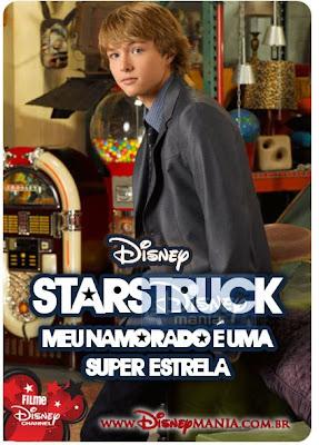 Filme Poster StarStruck - Meu Namorado é Uma Superestrela DVDRip RMVB Dublado