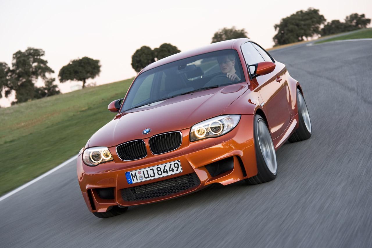 BMW finalmente presenta el Serie 1 M, como el masss potente de la