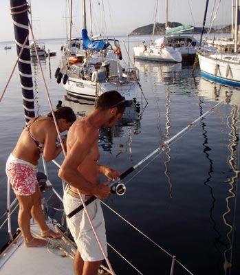 pesca e foto