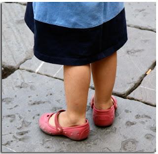 piedi bimbi