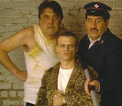 "Jacques Verbist, Hervé Joway, Aldo Palucci ""Vacuum Killer"""