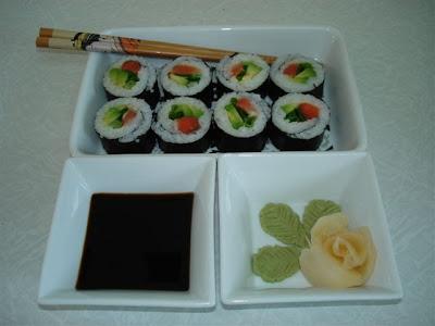 Суши- дома