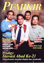 Antara Ahli Penyelidik Prodigy