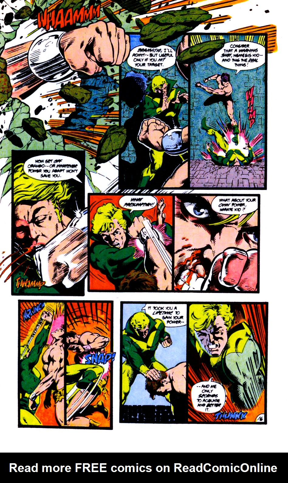 Tales of the Legion Issue #329 #16 - English 17