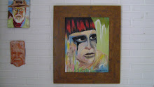 Pintura em tela - acrílica