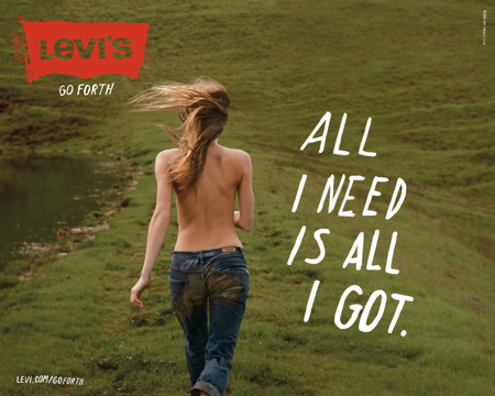 Levi's: Go Forth! (2011)