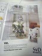 Vårt hem I Svenska Dagbladet
